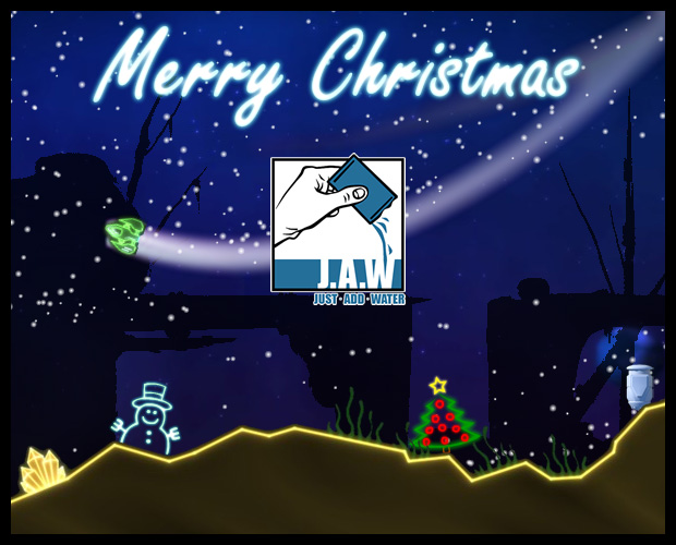JAW 2009 Christmas Card