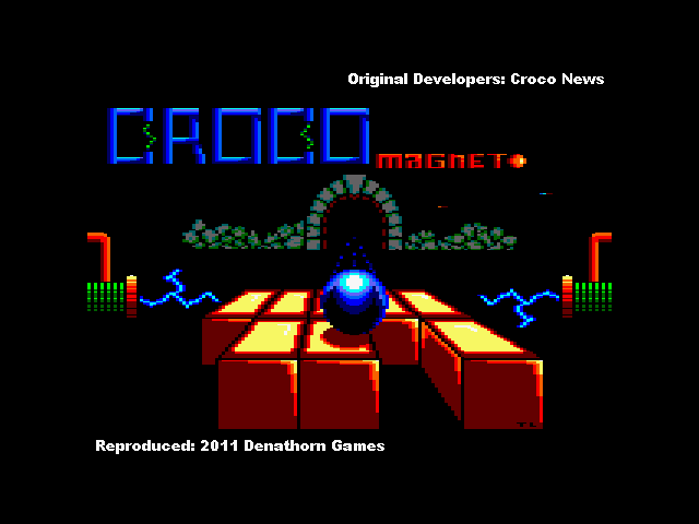 Photon Storm » Blog Archive » Croco Magnet – HTML5 Retro Game Remake