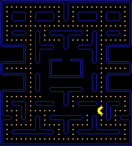 Pacman Template | pacman game